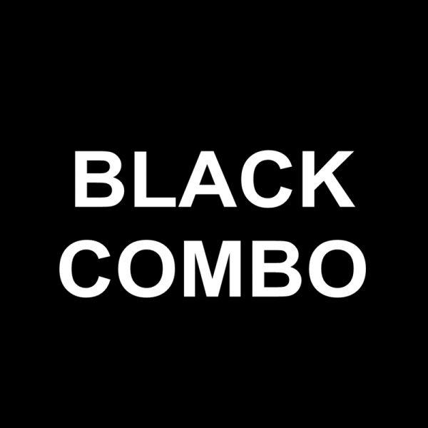 BLACK COMBO MIKADO