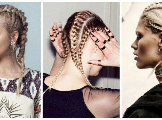 Boxer braids: le doppie trecce che fanno tendenza