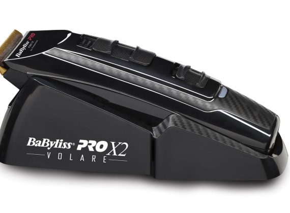 "Finalmente disponibile la nuova Hair Clipper Babyliss ""Volare"""